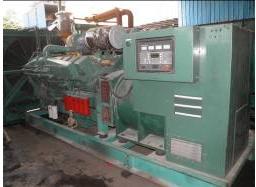 KTA50-G3康明斯发电机,1000千瓦二手发电机